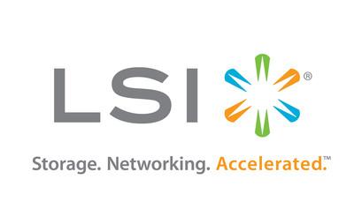 LSI Logo.  (PRNewsFoto/LSI Corporation)