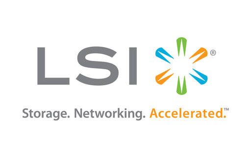 LSI Logo.  (PRNewsFoto/LSI Corporation)