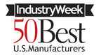 Penton's IndustryWeek Identifies the United States' Best and Biggest Manufacturers (PRNewsFoto/Penton)