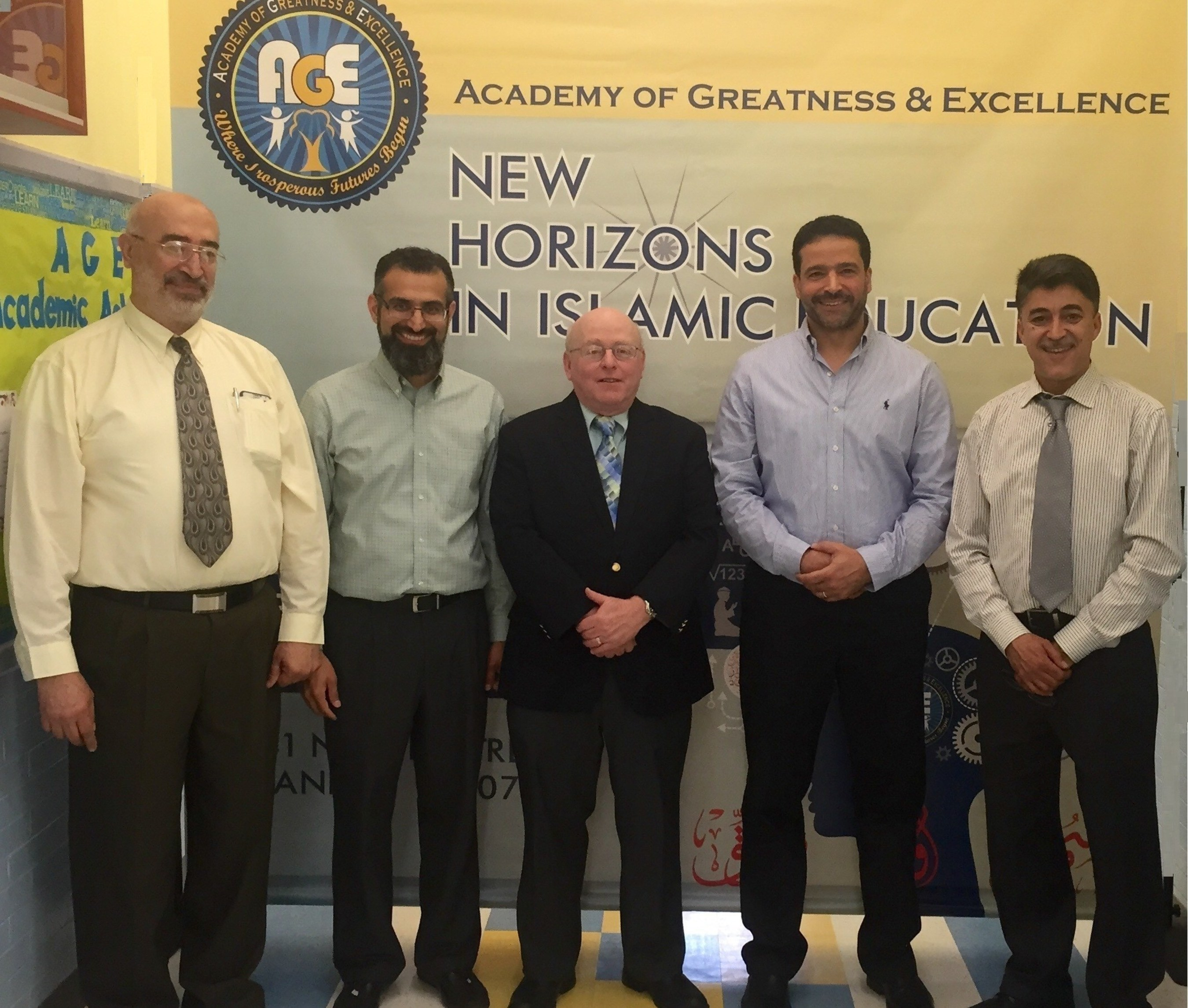 Academies of Greatness and Excellence School System becomes