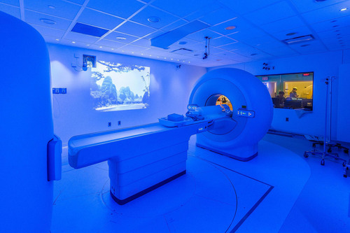 Texas Children's Hospital is the first children's hospital in the nation to offer PET/MRI scanner