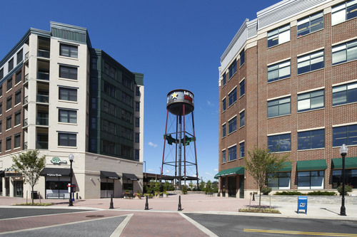 The McHenry Row Mixed-Use Development was honored with several awards, including Best Mixed-Use Urban project, ...