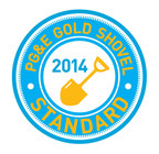 Gold Shovel Standard (PRNewsFoto/Pacific Gas and Electric Company)