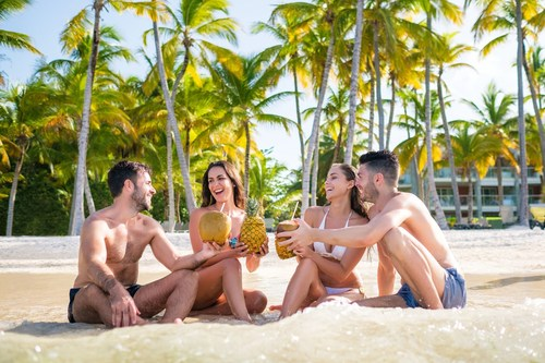 Riviera Maya: Perfect destination for this Christmas. (PRNewsFoto/Barcelo Hotels & Resorts)