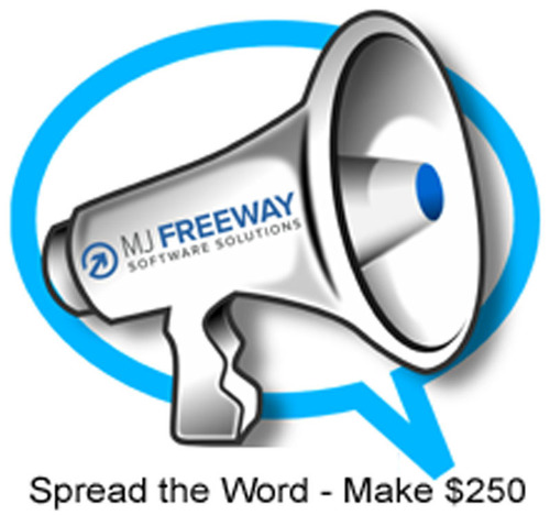 MJ Freeway logo.  (PRNewsFoto/MJ Freeway LLC)