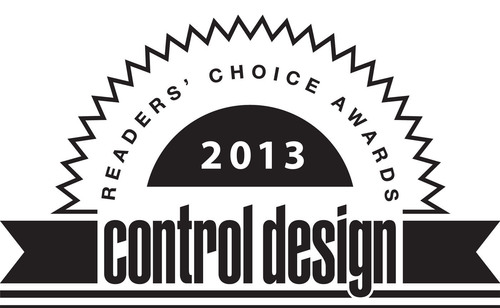 Red Lion receives Control Design award for 13th consecutive year.  (PRNewsFoto/Red Lion Controls)