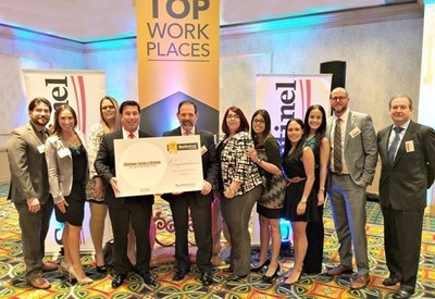The law office of Steinger, Iscoe & Greene P.A. is recognized as the number one Top Workplace in South Florida in 2016
