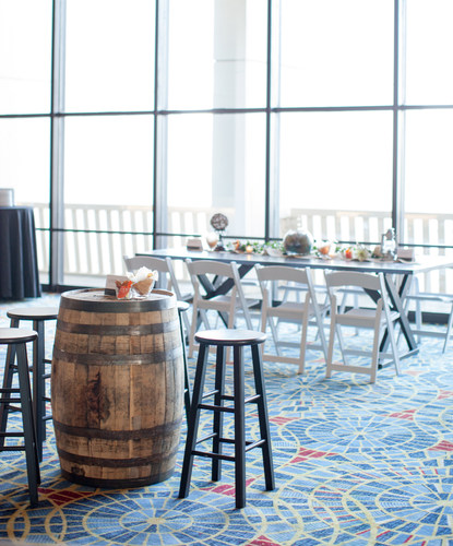 Contemporary meeting space at Atlanta Marriott Marquis. (PRNewsFoto/Atlanta Marriott Marquis) ...