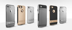 From left to right: Crystal Bumper, Duo Guard, Simpli Lite, Damda Glide, High Pro Shield, Crystal Mixx