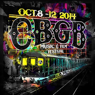CBGB Music & Film Festival (PRNewsFoto/CBGB)