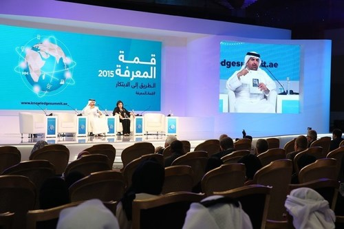 Arab Knowledge Index launched to measure status of knowledge in Arab countries annually (PRNewsFoto/MBRF) ...