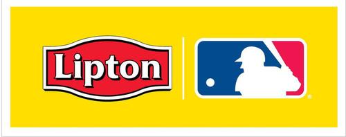 Lipton/MLB.  (PRNewsFoto/Lipton)