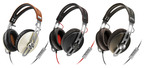 The Sennheiser MOMENTUM is now available in Brown, Black and Ivory.  (PRNewsFoto/Sennheiser electronic GmbH & Co. KG)