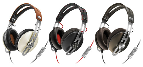 The Sennheiser MOMENTUM is now available in Brown, Black and Ivory. (PRNewsFoto/Sennheiser electronic GmbH & Co. KG) (PRNewsFoto/SENNHEISER ELECTRONIC...)