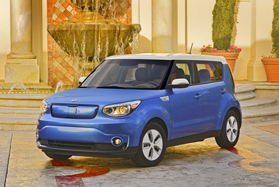 Kia Provides Electric Vehicles to the Advanced Power and Energy Program at the University of California, Irvine