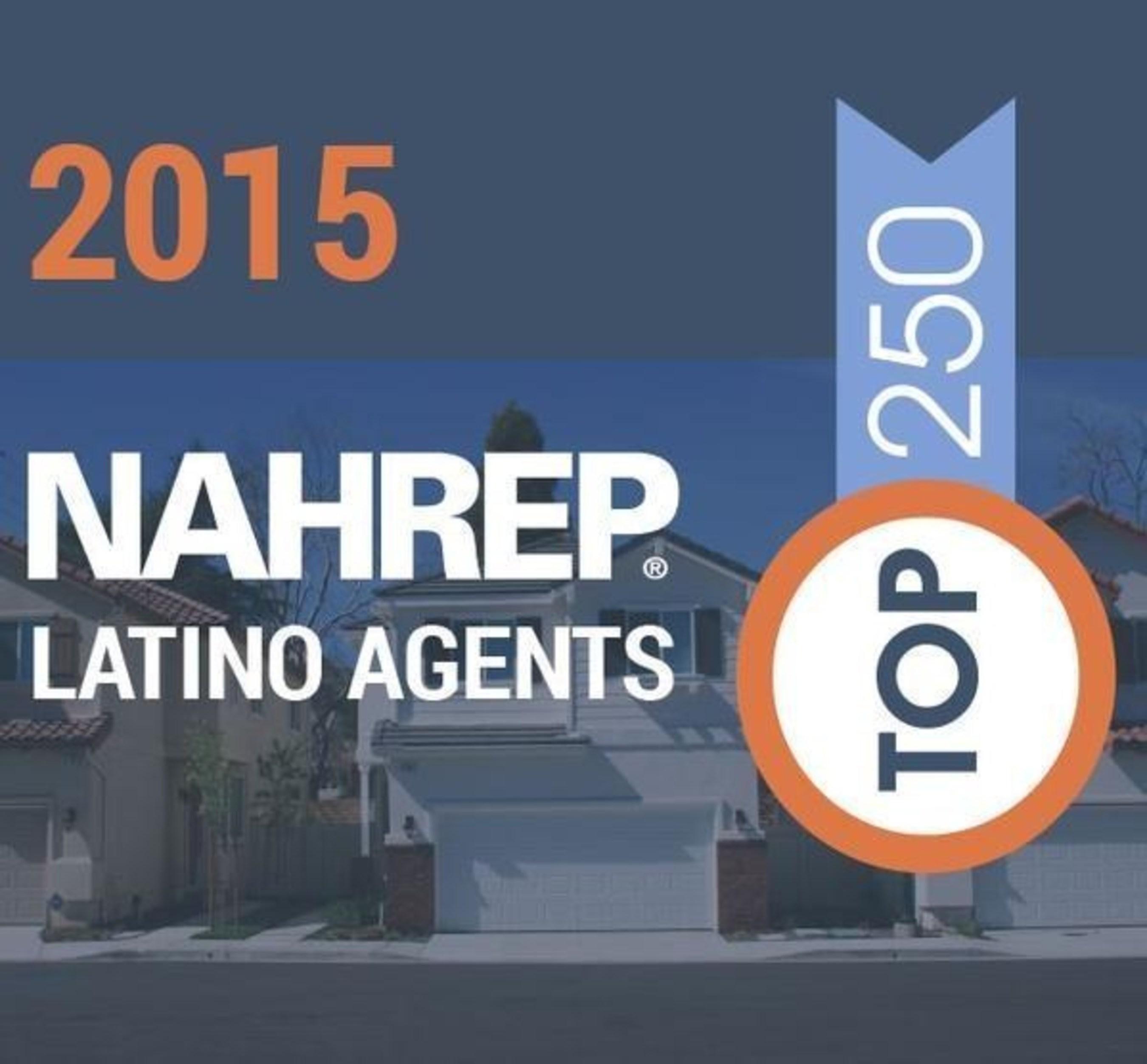 National Ranking Identifies Best Latino Agents