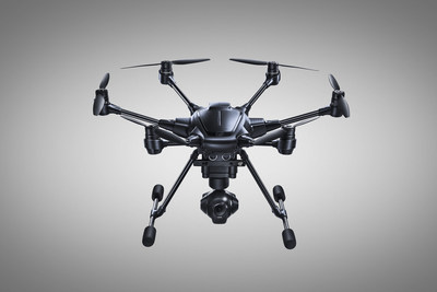 Yuneec Typhoon H with Intel RealSense Technology