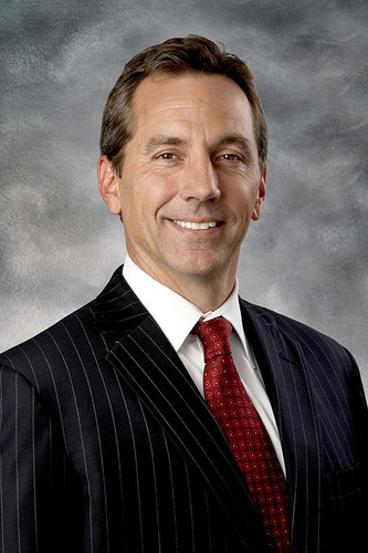 Chad Wilkins, executive vice president of Webster and Webster Bank and Head of HSA Bank. (PRNewsFoto/Webster Financial Corporation) (PRNewsFoto/WEBSTER FINANCIAL CORPORATION)
