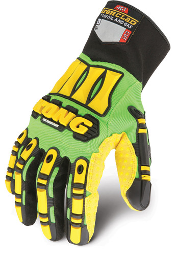 Ironclad Performance Wear's new Cut-Resistant KONG glove is purpose built for the oil and gas industry.  ...