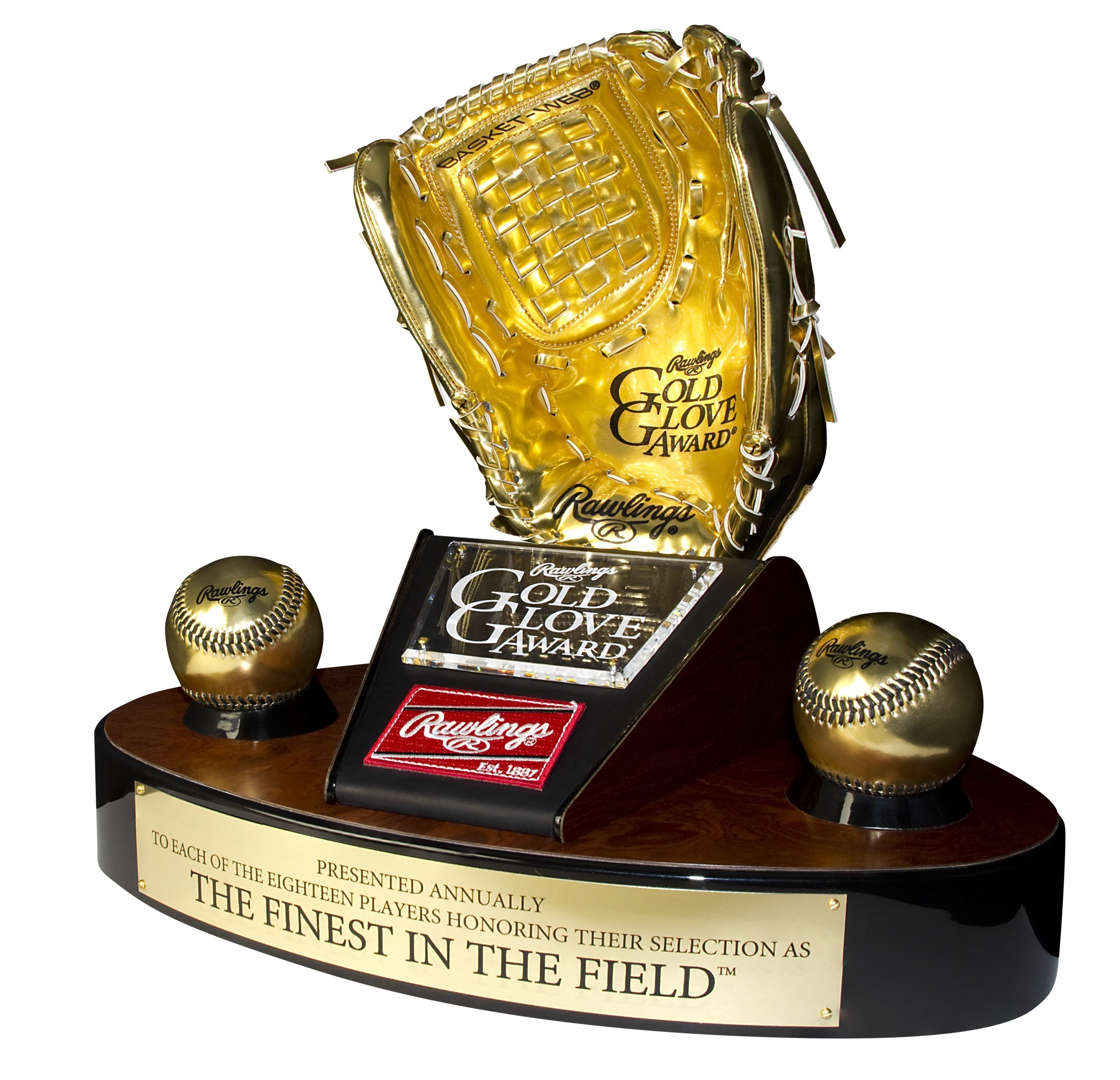 2015 Rawlings Gold Glove Award(R) Winners Announced