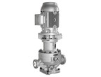 Sundyne Scores Success With Vertical API 685 Sealless Magnetic Drive Pumps