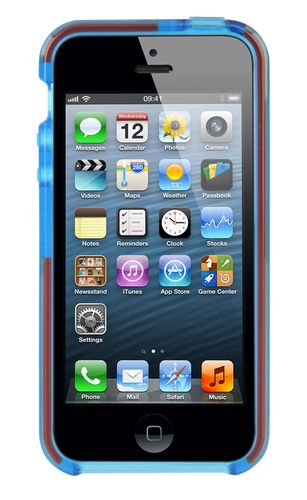 D3O Impactology Mesh for iPhone 5. (PRNewsFoto/Adrenalin)