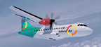Hawaii's Island Air Signs Letter Of Intent To Lease Five ATR 42 Jet Prop Aircraft