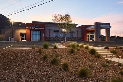 NAS has been named property management company for medical office location in El Paso, TX, leased to U.S. Renal Care, a company that operates more than 400 outpatient, home and specialty dialysis programs in 31 states and Guam