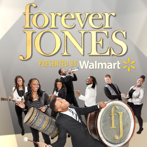 Bounce TV's First Original Non-Scripted Series: Forever Jones Presented by Walmart.  (PRNewsFoto/Bounce TV)