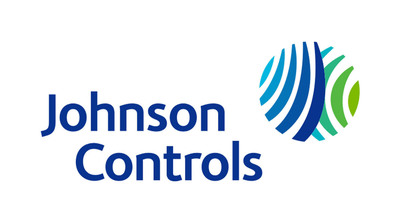 Johnson Controls logo.