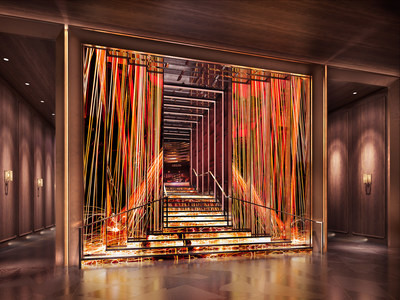 Entrance Staircase - JEWEL Nightclub