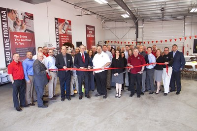 IAA Chicago-North Ribbon Cutting Ceremony