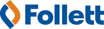 Follett Corporation logo.