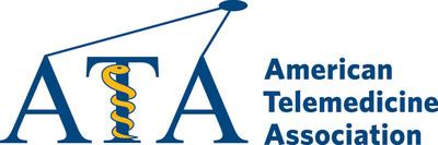 American Telemedicine Association Logo. (PRNewsFoto/AMERICAN TELEMEDICINE ASSOCIATION)