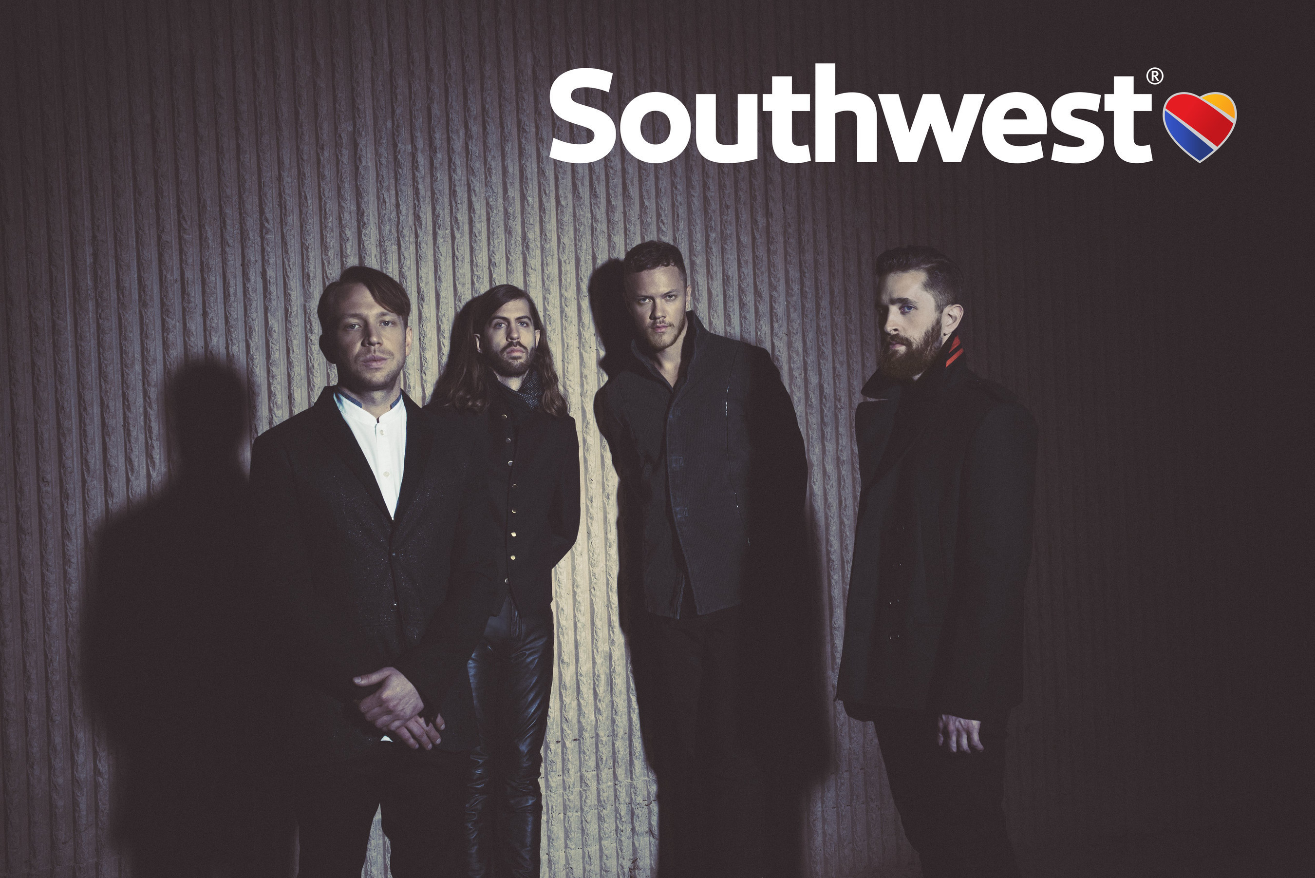 IMAGINE DRAGONS AND SOUTHWEST AIRLINES SEND FANS COAST-TO-COAST ON DESTINATION DRAGONS TOUR