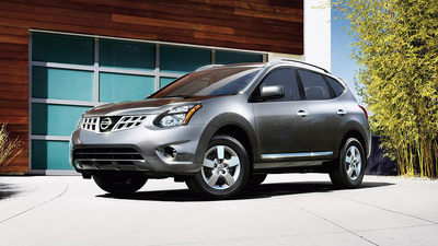 The 2014 Nissan Rogue Select, now available at Robbins Nissan, offers Houston-area drivers stylish versatility at a great price.  (PRNewsFoto/Robbins Nissan)