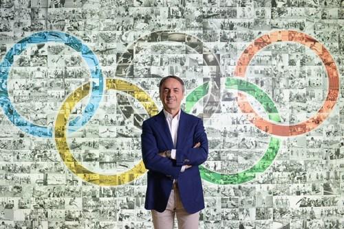Nerio Alessandri, Technogym President and Founder (PRNewsFoto/Technogym)