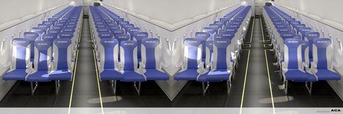 Aircraft Interiors Expo: eine Plattform für Design und Innovation