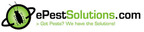 DIY Pest Control Supplier, ePestSolutions.  (PRNewsFoto/ePestSolutions)