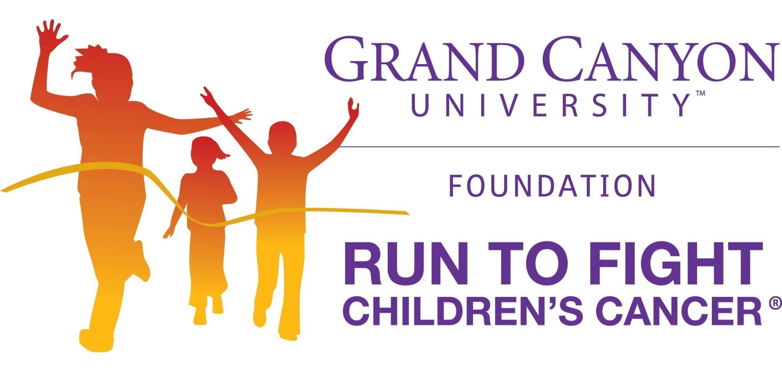 Grand Canyon University Foundation's Run to Fight Children's Cancer