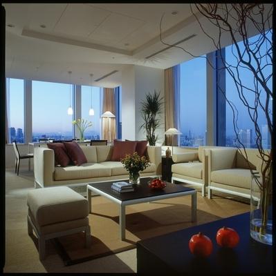 Oakwood Residence Roppongi T-Cube (PRNewsFoto/Oakwood Worldwide)