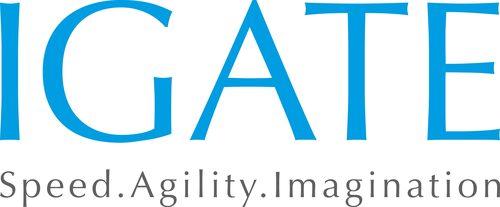 PR NEWSWIRE INDIA - IGATE Logo (PRNewsFoto/IGATE)