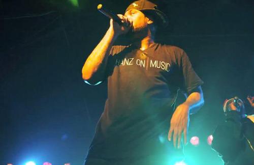 Method Man.  (PRNewsFoto/Hanz On Music)