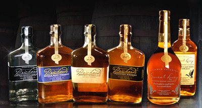 Prichards Whiskey & Rum.  (PRNewsFoto/Prichards Distillery)
