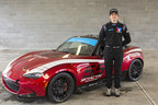 Glen McGee takes his $100,000 Mazda scholarship to Compete with Sick Sideways in 2016 Battery Tender Global Mazda MX-5 Cup presented by BFGoodrich Tires