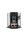 New JURA E8 Chrome with Pulse Extraction Process Brings Perfect Espresso and Trendy Coffee Specialties into Your Home
