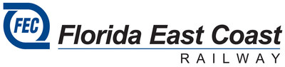 Florida East Coast Railway Logo.
