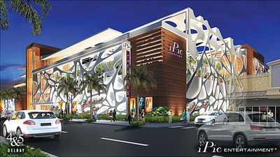 iPic Theaters at 4th & 5th Delray.  (PRNewsFoto/iPic Entertainment)