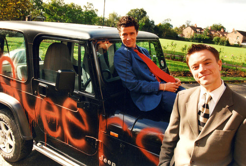 Tune in to Ovation for the U.S. Premiere of the Original Hit U.K. Series Queer As Folk on Sunday,