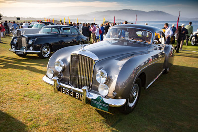 The Pebble Beach Concours d'Elegance will feature Cloud Technology in 2017 in partnership with Speed Digital.
